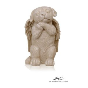 300717 - Angel dog Urn - 450 cc