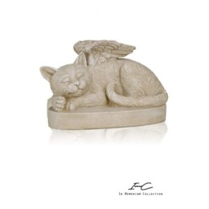 300715 - Angel Cat Urn - 750 cc