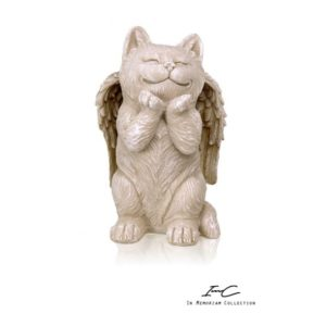 300718 - Angel cat Urn - 450 cc