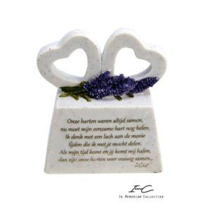 300872 - Marble Heart In Memoriam - onze harten