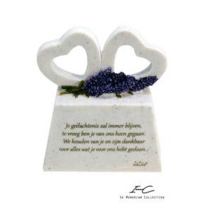 300874 - Marble Heart In Memoriam - je gedachtenis