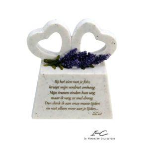 300873 - Marble Heart In Memoriam - bij het zien