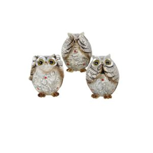 400527 - Set Hear, See and Speak no Evil - 11.5cm
