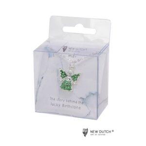 400934 - Ketting Angel Mei - Emerald