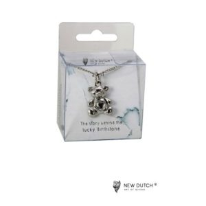 400963 - Ketting Bear April - Diamand