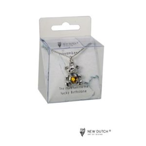 400970 - Ketting Bear - November - Topaz