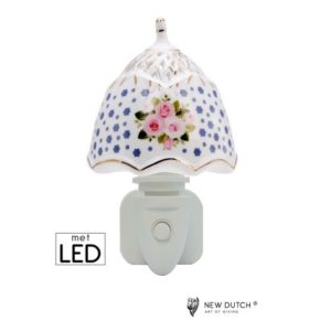 500140 - Night Light LED Romantic Rose