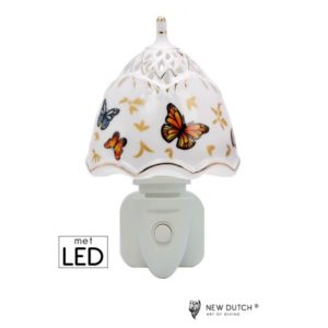 500142 - Night Light LED Butterfly