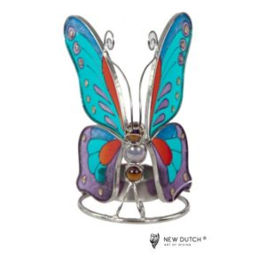 500248 - Tiffany Tealightholder Butterfly