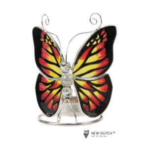500242 - Tiffany Tealightholder Butterfly