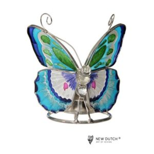 500243 - Tiffany Tealightholder Butterfly