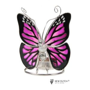 500244 - Tiffany Tealightholder Butterfly