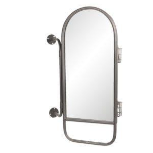 52S167 - Spiegel met manden - 40*14*62 cm