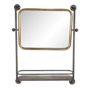 52S180 - Spiegel met schap - 49*14*64 cm