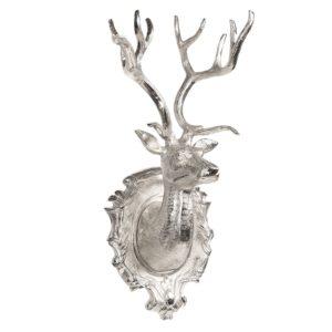 5AL0001 - Decoratie hert - 25*25*63 cm