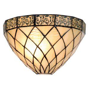 5LL-1138 - Wandlamp Tiffany - 30*15*20 cm