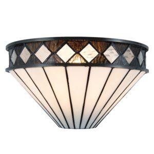 5LL-5199 - Wandlamp Tiffany - 31*16*17 cm