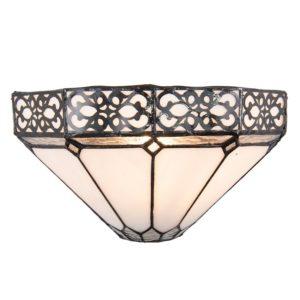 5LL-5212 - Wandlamp Tiffany - 30*15*16 cm