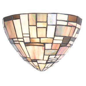 5LL-5844 - Wandlamp Tiffany - 30*16*18 cm