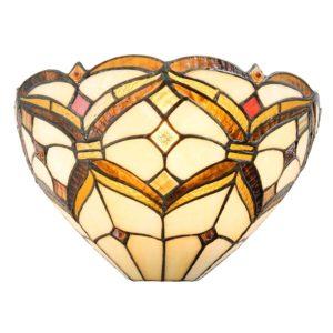 5LL-5886 - Wandlamp Tiffany - 30*15*17 cm