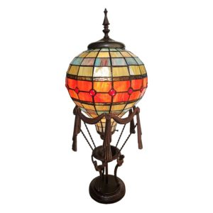 5LL-6016 - Tafellamp Tiffany - 31*31*71 cm