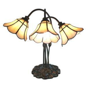 5LL-6029 - Tafellamp Tiffany - 46*28*63 cm