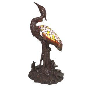 5LL-6064 - Tafellamp Tiffany - 21*21*53 cm