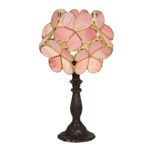 5LL-6065 - Tafellamp Tiffany - 21*21*38 cm