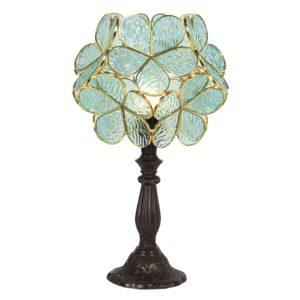 5LL-6066 - Tafellamp Tiffany - 21*21*38 cm