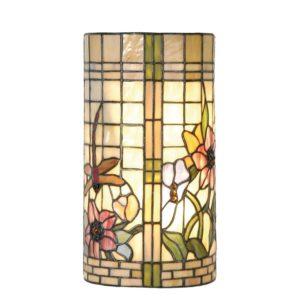 5LL-8825 - Wandlamp Tiffany - 20*11*36 cm