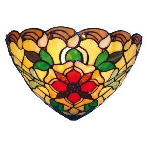 5LL-8841 - Wandlamp Tiffany - 30*15*20 cm