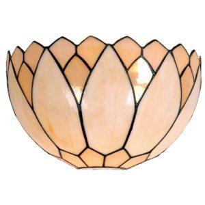 5LL-9136 - Wandlamp Tiffany - 30*15*20 cm