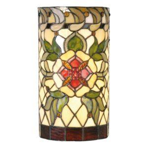 5LL-9906 - Wandlamp Tiffany - 20*11*36 cm