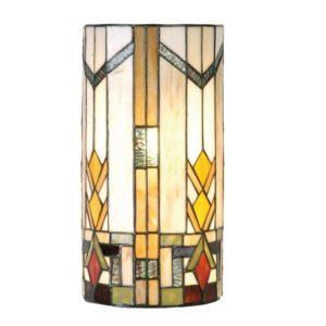 5LL-9907 - Wandlamp Tiffany - 20*11*36 cm