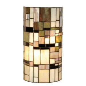 5LL-9994 - Wandlamp Tiffany - 20*11*36 cm