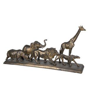 5PR0051 - Decoratie dieren - 71*16*34 cm
