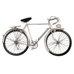5W6Y3614 - Wanddecoratie fiets - 62*5*34 cm