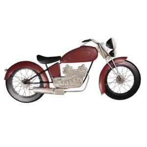 5W6Y3616 - Wanddecoratie motor - 99*5*45 cm