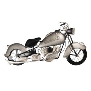 5W6Y3617 - Wanddecoratie motor - 98*6*54 cm