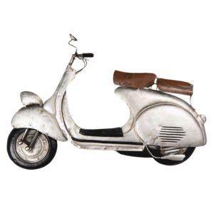 5W6Y3618 - Wanddecoratie scooter - 60*6*39 cm