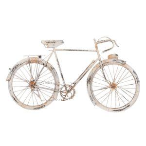 5Y0514 - Wanddecoratie fiets - 62*34*5 cm