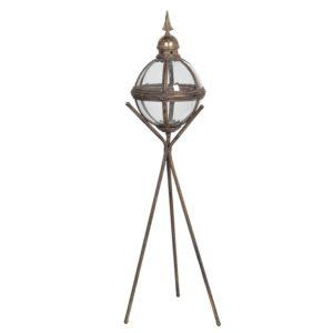 5Y0736 - Lantaarn op driepoot - 35*31*107 cm