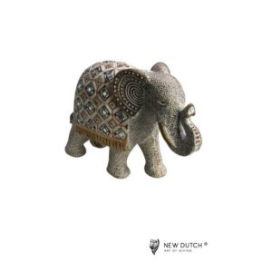 600251 - Mirror Elephant - 22x17cm