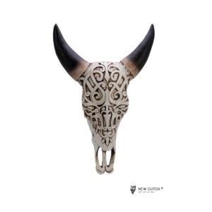 600820 - Animal skull - 30.5x13.5x40.5 cm
