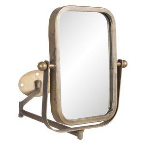 62S164 - Draaibare spiegel - 34*2*35 cm