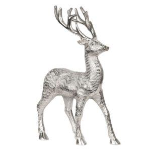 6AL0001 - Decoratie rendier - 22*10*34 cm