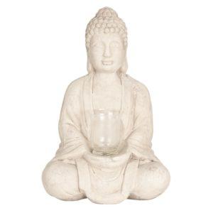 6CE1080 - Decoratie Buddha - 26*20*40 cm