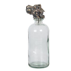 6GL2826 - Fles met flessenstop - Ø 10*33 cm