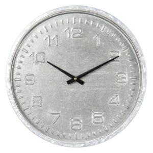 6KL0567 - Wandklok - Ø 39*5 cm