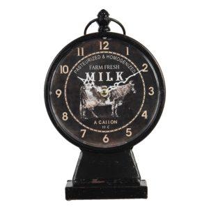 6KL0667 - Tafelklok - 16*8*28 cm